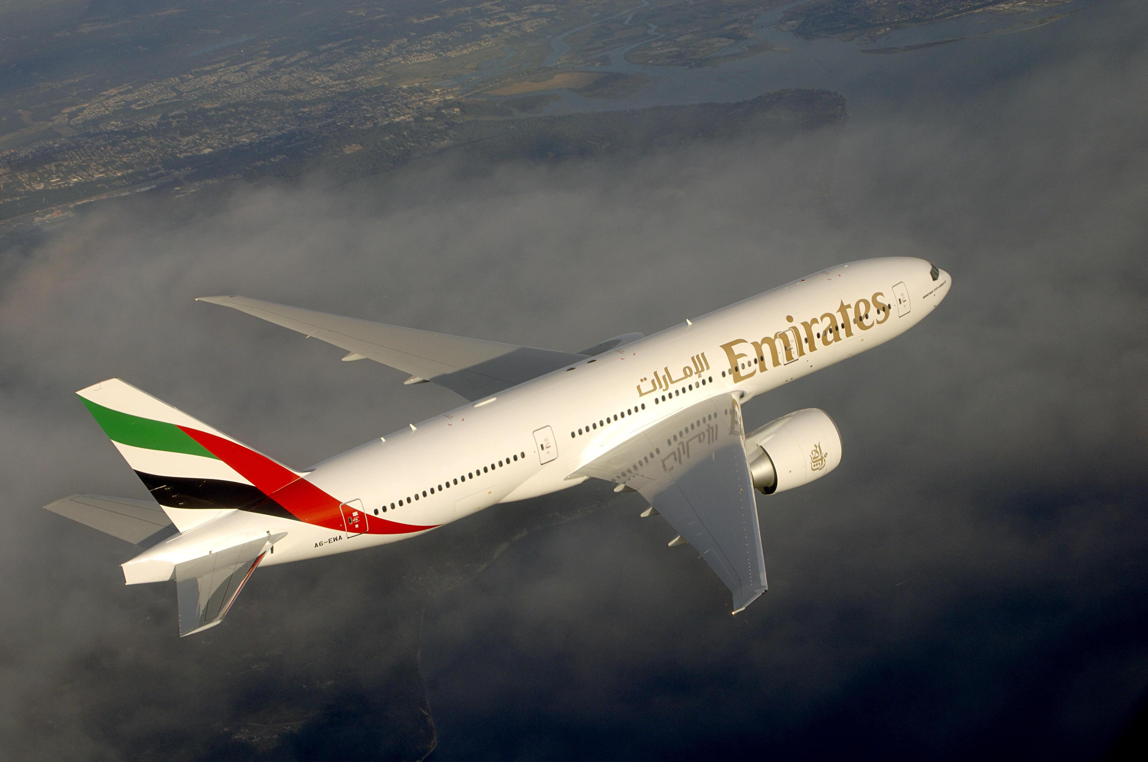 阿联酋航空宣布计划开通郑州-银川-迪拜航线