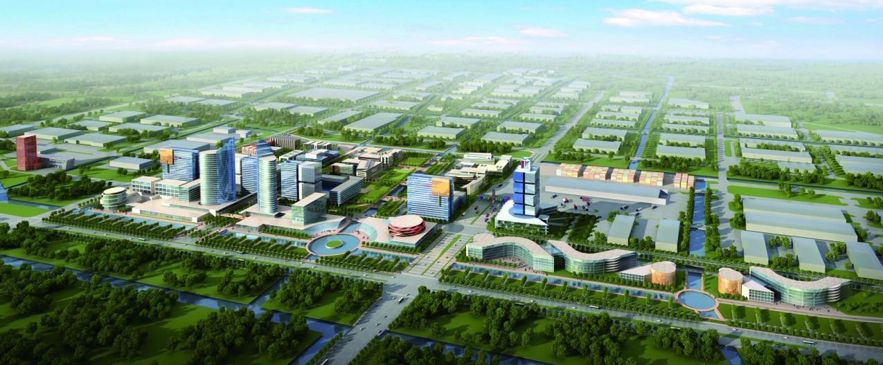 综合保税区_苏州工业园综合保税区,规划总面积5.