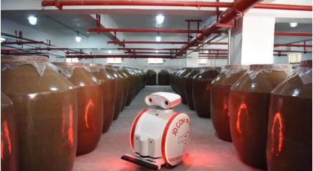 京东物流联手茅台物流,共建标准化智能白酒供应链服务体系
