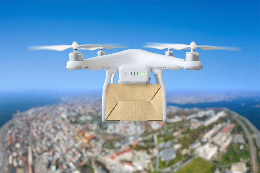 大力布局物流无人机,快递企业的新战场