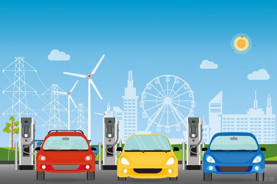 车产业�_探析新能源物流车产业发展