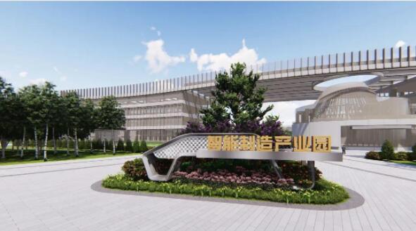 施耐德电气携手合作伙伴共同助力内蒙古和林格尔新区智能制造产业园建设