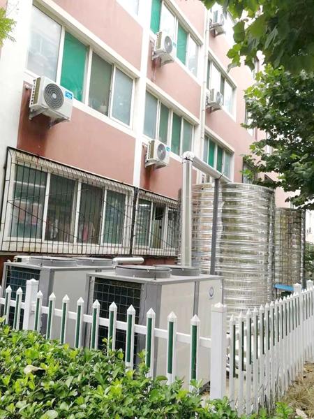 纽恩泰空气能热水器(纽恩泰空气能热水器面板使用说明)