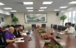 蔡进出席指导物资国合中心和中燃流通协会党支部党史学习教育专题会议