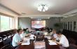 中物联党委党史学习教育第一指导组听取职业经理研究中心党委汇报并进行指导