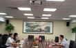 中物联第四指导组召开党史学习教育专题汇报交流会