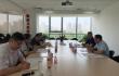 中物联第一指导组召开党史学习教育专题汇报交流会