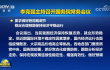 李克强主持召开国务院常务会议 要求做好跨周期调节 稳定合理预期保持经济平稳运行等